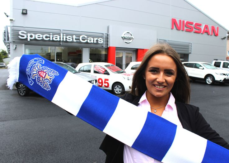 Perth dealer signs new partnership with St Johnstone | Nissan ...