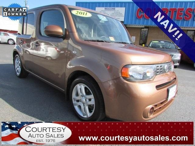 2011 NISSAN CUBE - 1-OWNER With ONLY 44,133 MILES! - NAVIGATION! -- Rear CAMERA! - Up To 31 MPG! - Price INCLUDES A 3 MONTH/3,000 Mile WARRANTY! -- CALL TODAY! * 757-424-6404 * FINANCING AVAILABLE! -- Courtesy Auto Sales SPECIALIZES In Providing You With The BEST PRICE On A USED CAR, TRUCK or SUV! -- Get APPROVED TODAY @ courtesyautosales.com * Proudly Serving Your USED CAR NEEDS In Chesapeake, Virginia Beach, Norfolk, Portsmouth, Suffolk, Hampton Roads, Richmond, And ALL Of Virginia SINCE…