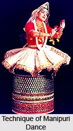 Technique of Manipuri has a flow and a grace which contrasts typically from the precision and terse clarity of the South Indian styles. For more visit the page. #dance #indiandance #folkdance