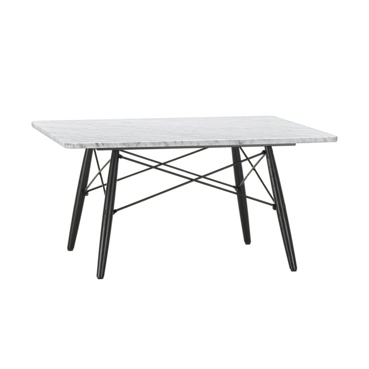 Eames Coffee Table - Kvadratiskt i gruppen Designmöbler / Bord / Soffbord hos Nordiska Galleriet (10132812r)