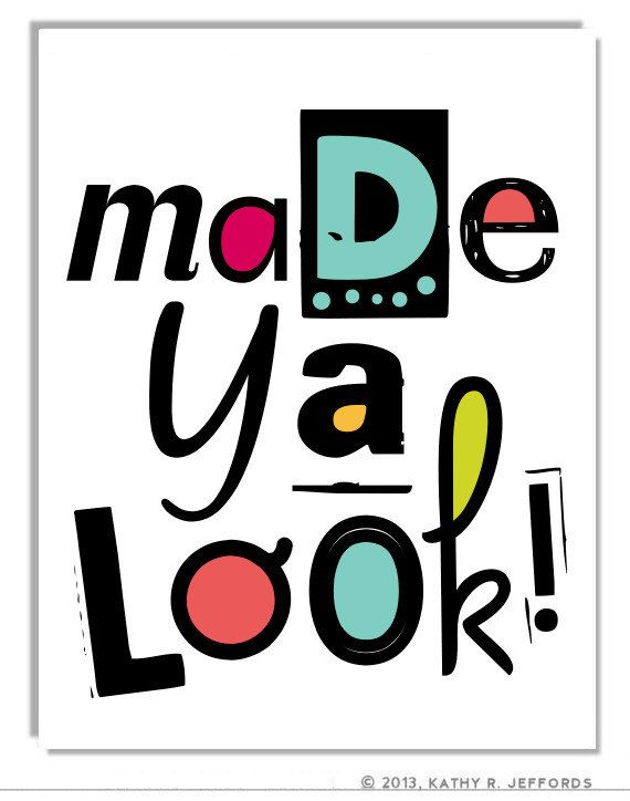 Funny Quote Print Funny Artwork Teen Room Ideas Poster ...