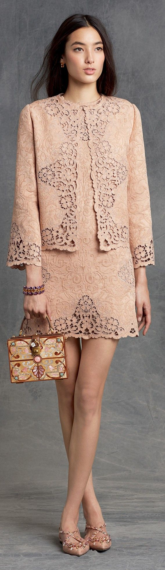 Dolce & Gabbana Winter 2016                                                                                                                                                                                 More