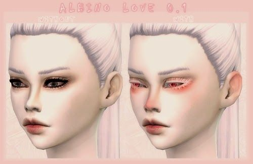 Sims 4 pale skin tones