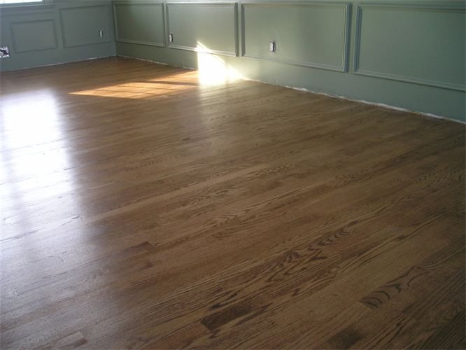 Provincial Stain Satin Finish Hardwood Floors