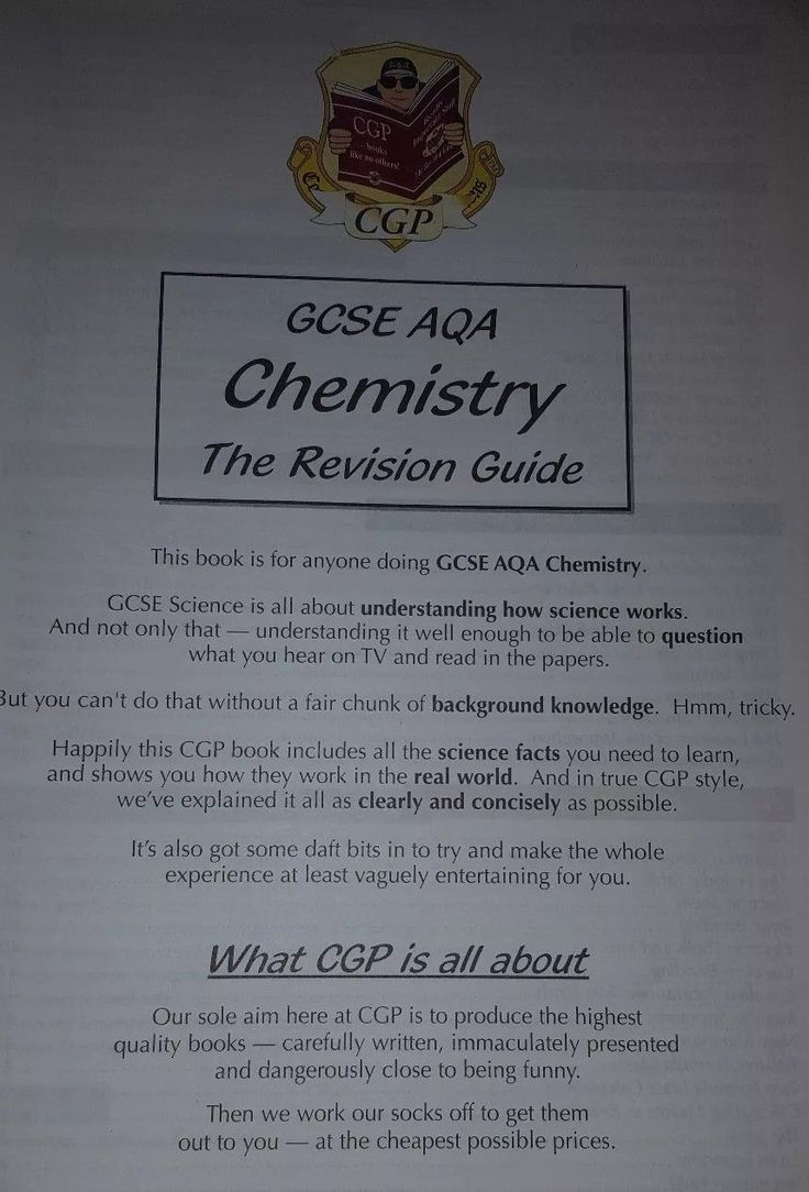 Best 25 cgp revision guides ideas on pinterest gcse chemistry gcse chemistry aqa the revision guide by cgp books paperback 2006 ebay gamestrikefo Gallery