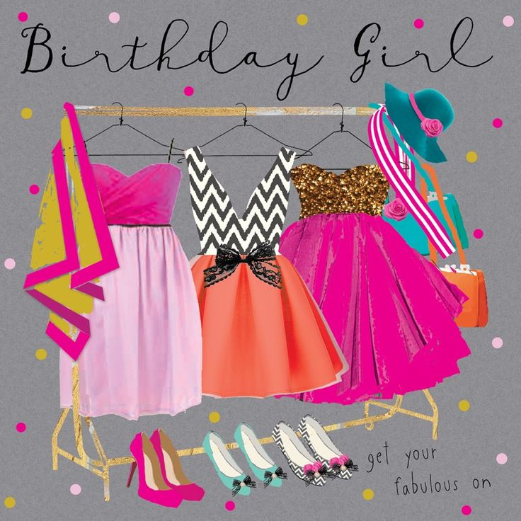 Birthday // diy this by using magazine cut-outs to create this great idea for a diy card ----