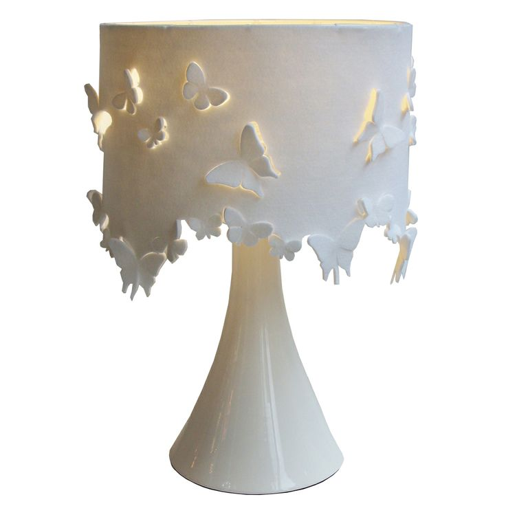 Butterfly Design Table Lamp