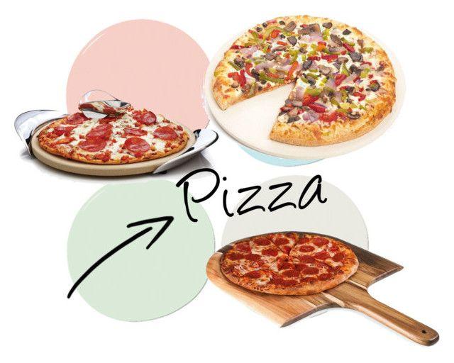 """Pizza"" by gottabelievekk on Polyvore"
