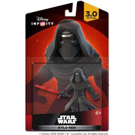 Disney Infinity 3.0 Star Wars Kylo Ren Figure (Universal) - Walmart.com