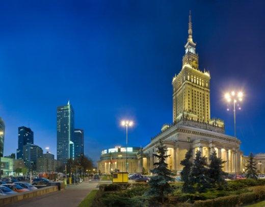 Varsovie, un passé dans l'est un futur dans l'ouest