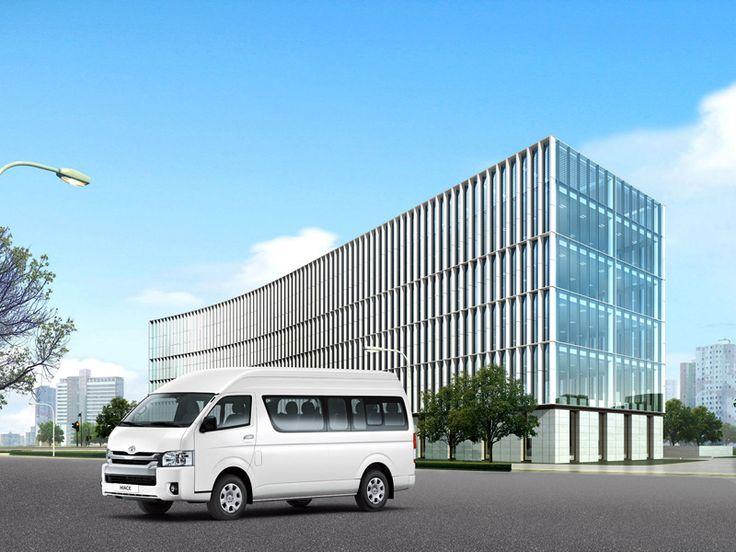 Perfect Toyota Hiace Minibus For Sale In Dublin  16950  DoneDealuk