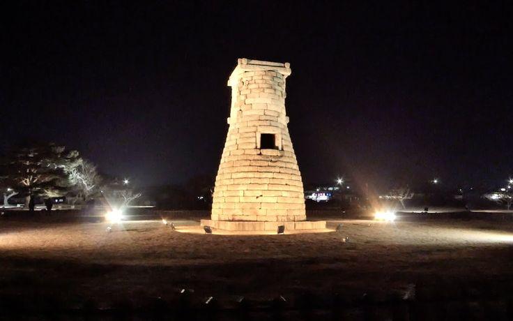 Beholder DS1 at Cheomseongdae, Gyeongju, KOREA/경주 첨성대 야경/GH4