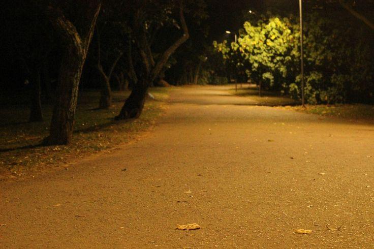Caminho noturno