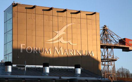 Forum Marinum Maritime centre right next to the Bore ship