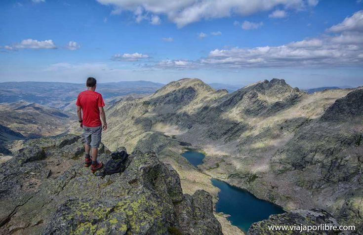 Ruta de las cinco lagunas de Gredos
