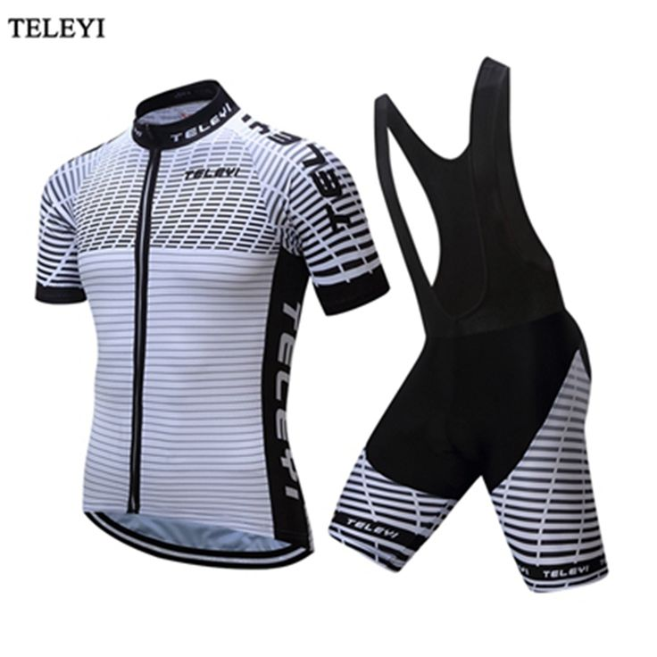 30.00$  Watch here - http://alii4u.shopchina.info/1/go.php?t=32790941403 - TELEYI Men's Team Mtb Bicycle Clothing Suit Bike Wear Clothes Kit Maillot Roupa Ropa De Ciclismo Short Sleeve Cycling Jersey 30.00$ #magazine