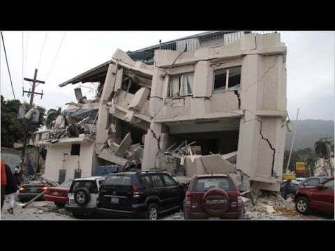 LOS TERREMOTOS DEL APOCALIPSIS / Terremotos mas fuertes del mundo ya est...