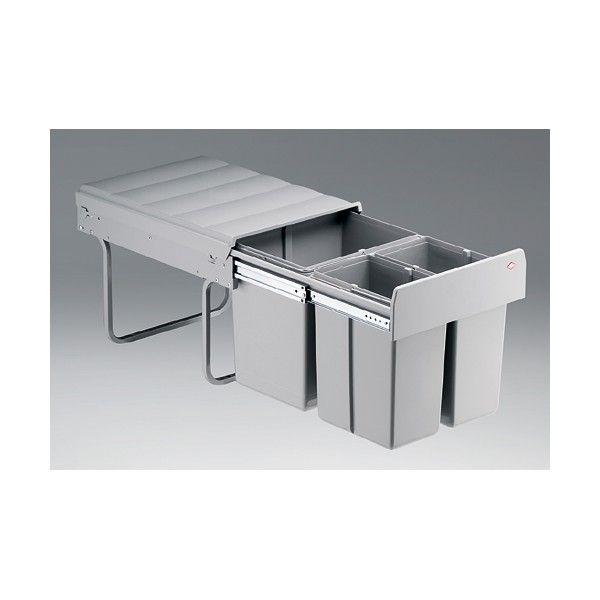 Emejing Abfalleimer Küche Einbau Ideas & Design