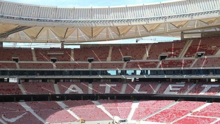 Atlético de Madrid: Las entradas para el estreno del Wanda Metropolitano, entre 60 y 250 euros | http://www.marca.com/futbol/atletico/2017/08/25/59a05439ca4741c0338b461f.html