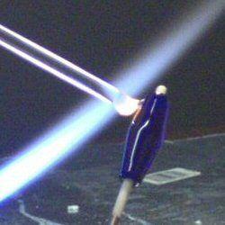The Blue Bead - Lampwork Etc.