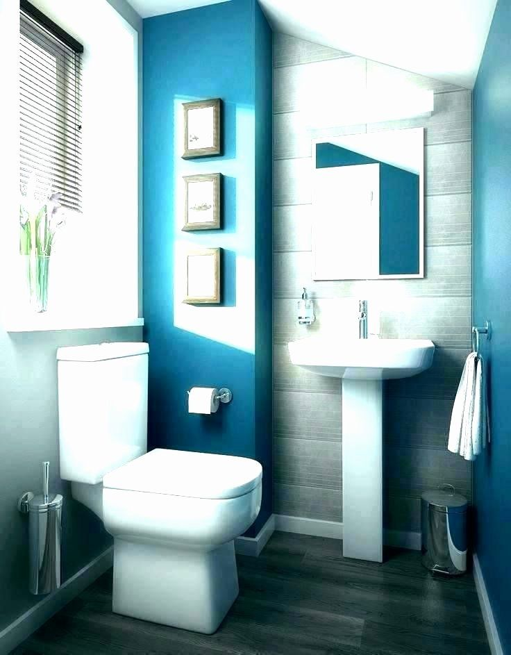 Blue Gray Bathroom Ideas Inspirational Blue And Grey Bathroom Decor Blue Grey Bathroom Bathroom In 2020 Gray Bathroom Decor Best Bathroom Colors Brown Bathroom Decor