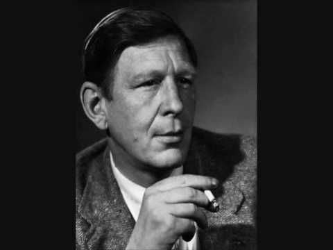 W.H. Auden — September 1, 1939 (read by Dylan Thomas) - YouTube
