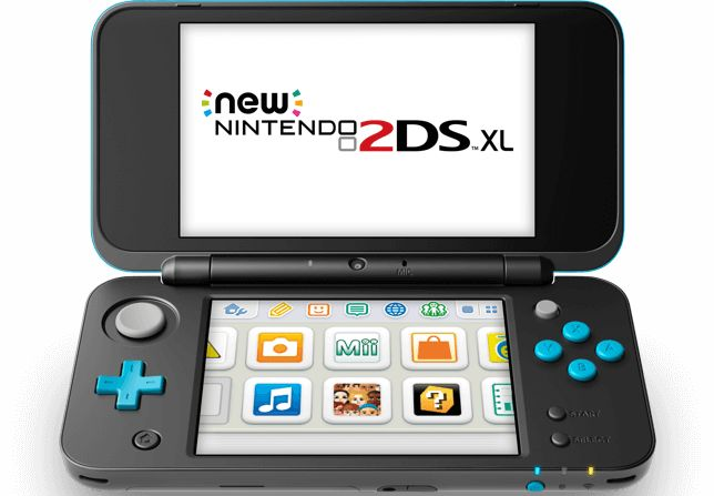 Nintendo 2DS XL portable system announced 4.88-inch screen and built-in NFC - Price Availability Video #Drones #Gadgets #Gizmos #PowerBanks #Smartpens #Smartwatches #VR #Wearables @GadgetsEden  #GadgetsEden