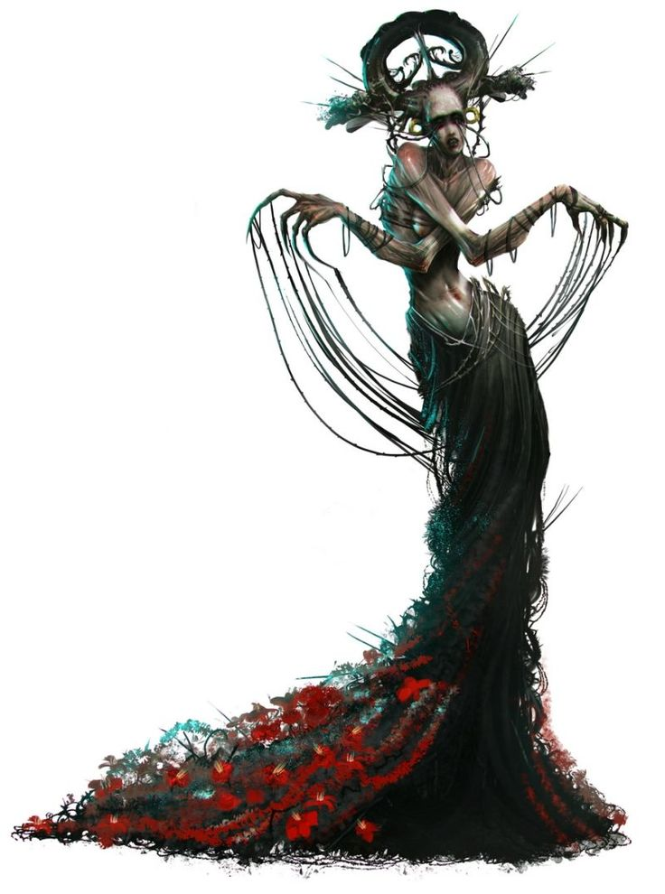 """Perfect for """"Mother"""" fey for Child of the Briar from Tome of Beasts"""