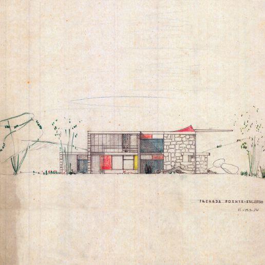 Casa das Marinhas, Esposende | Alfredo Viana de Lima (Retirado de um documento da Câmara Municipal de Esposende)