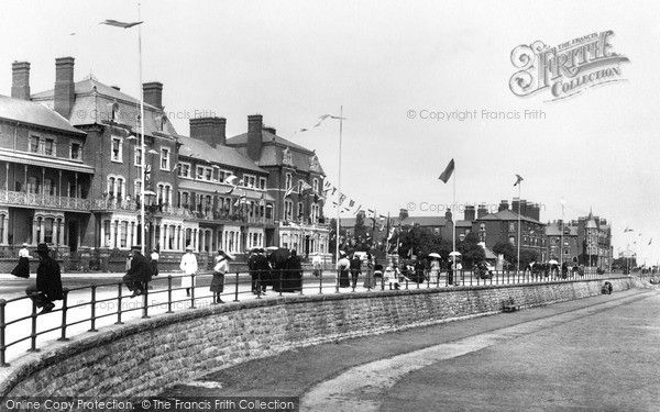 Skegness, 1899, from Francis Frith