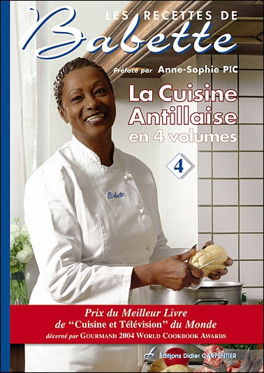 17 best images about les livres de babette on pinterest cuisine book and ps - Livre de cuisine antillaise ...