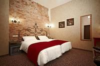 Standard Double or Twin Room, 1 Double or 2 Single Beds - non-refundable