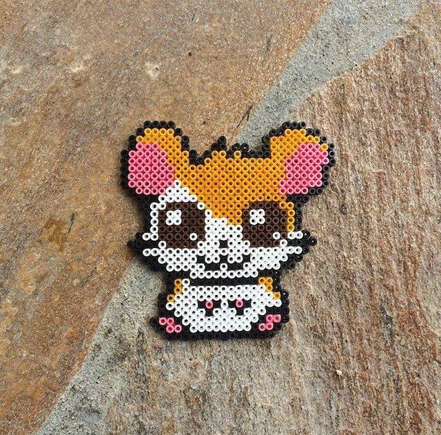 Hamtaro by DearRobinShop on Etsy