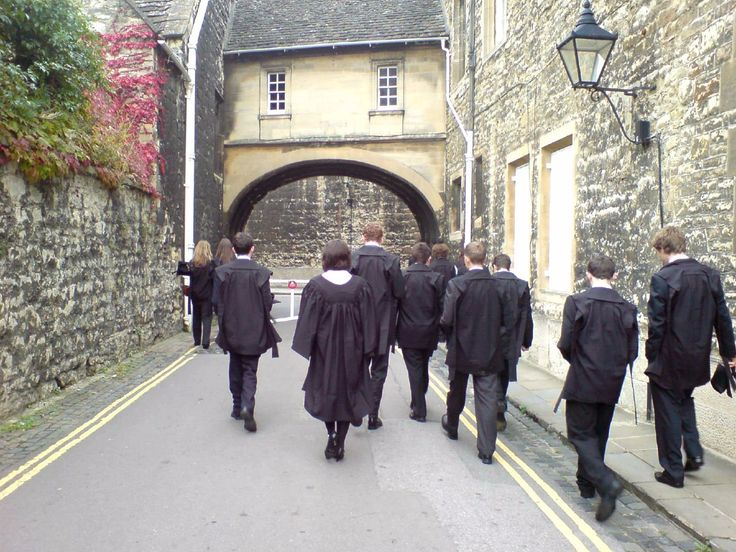 Oxford students want to ban coveted 'scholars' gowns' because they make people feel bad about themselves -  http://www.wahmmo.com/oxford-students-want-to-ban-coveted-scholars-gowns-because-they-make-people-feel-bad-about-themselves/ -  - WAHMMO