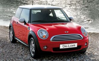 Hire luxurious Mini Cooper in London, from Deluxe Car. Find here sports car, wedding car, luxury car from top brands at best prices. Deluxe car is a leading car rental company in London.