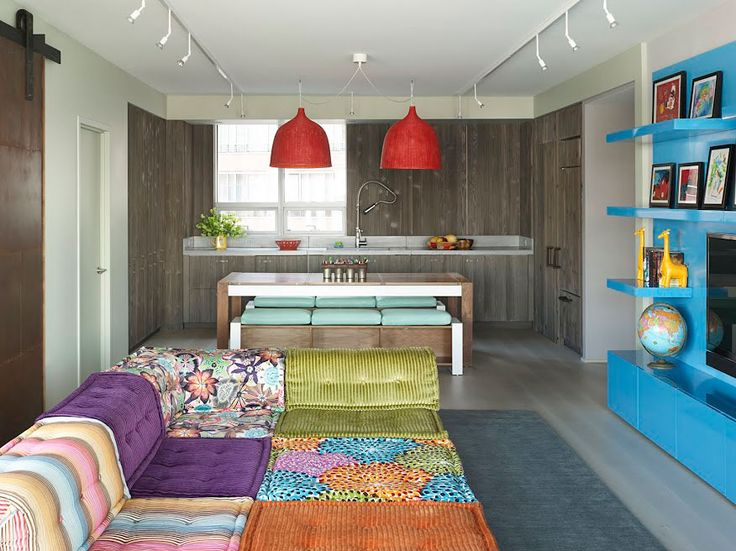 Bohemian Apartment by Incorporated (3)