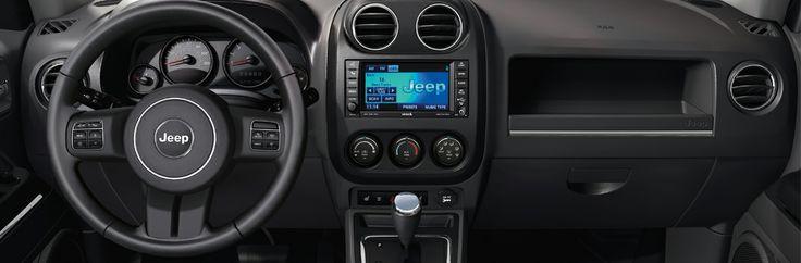 Jeep 2014 PATRIOT Intérieur
