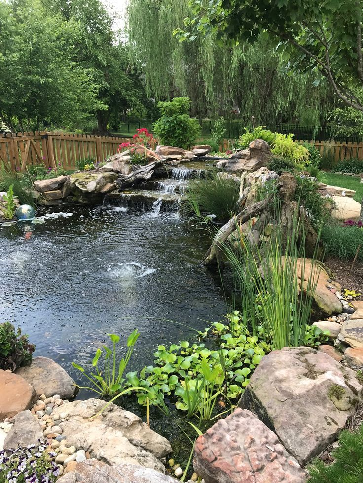 15 Japanese Koi Ponds For Your Garden In 2020 Fish Pond Gardens Pond Landscaping Koi Pond Design