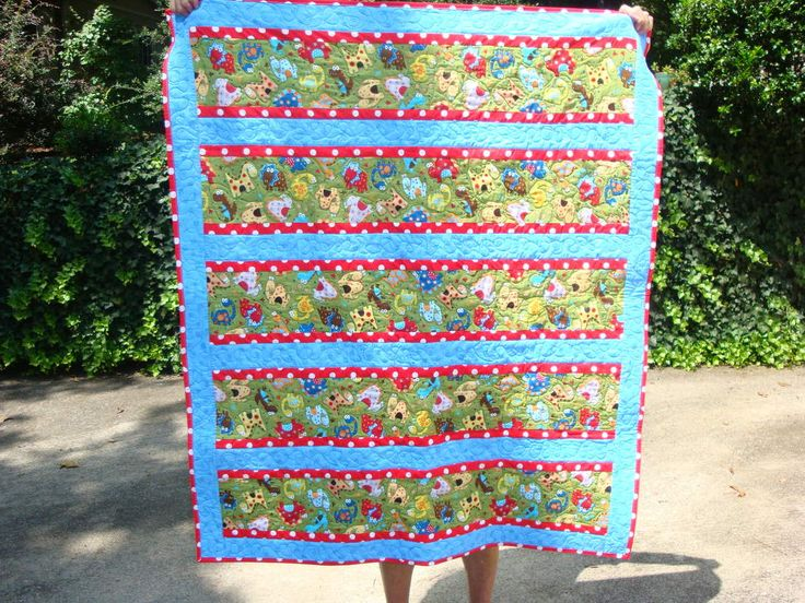 Free Quilt Patterns For Large Prints : 17 Best images about Project Linus quilts on Pinterest Warm, Quilting patterns and Quilt