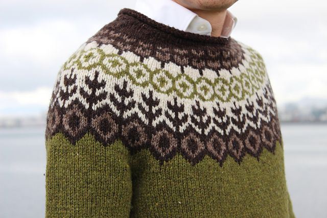 Ravelry: Project Gallery for Grettir pattern by Jared Flood