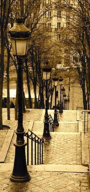 Montmartre ~ Paris, France