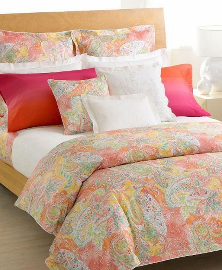Lauren Ralph Lauren Jamaica Comforter King Jamaica Coral