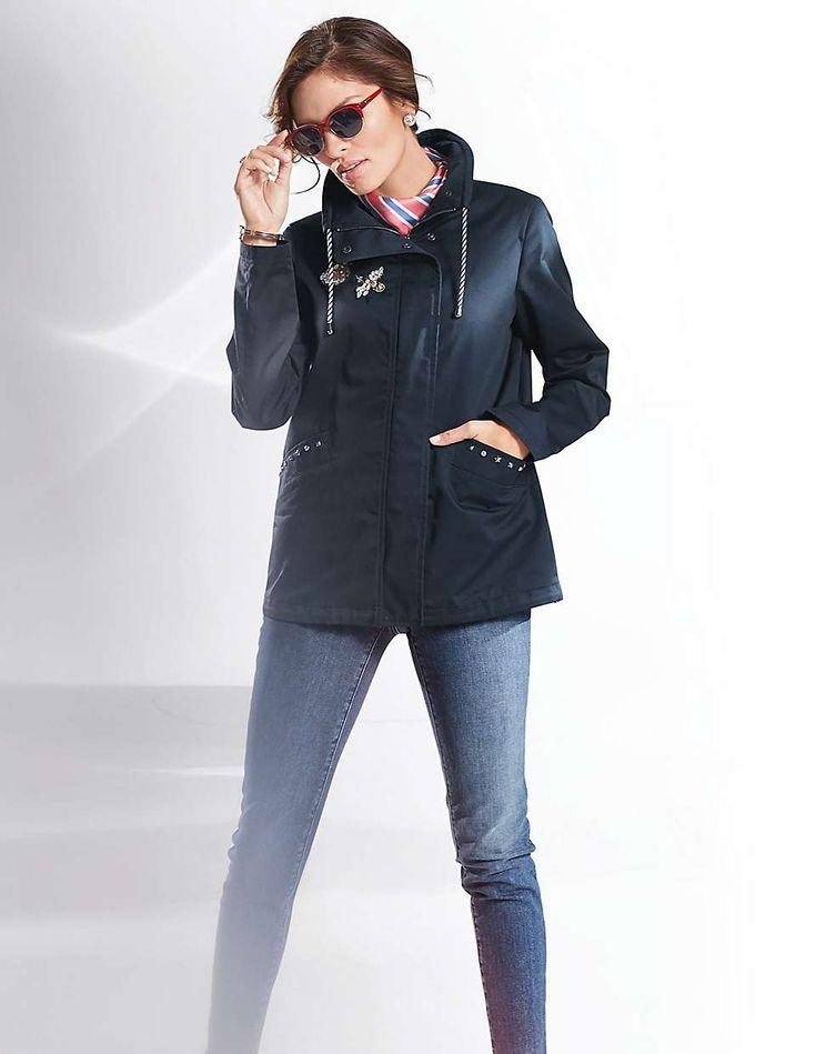 Außergewöhnliche Mäntel und schöne Jacken für Damen online ...
