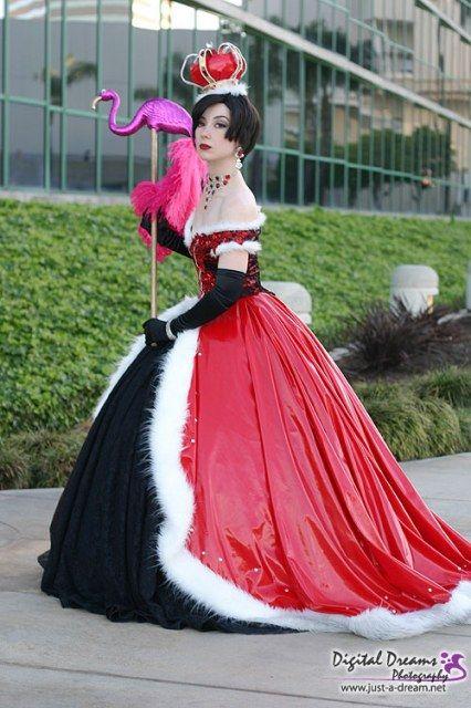 Queen of Hearts @Ann Flanigan Flanigan Flanigan Bullard