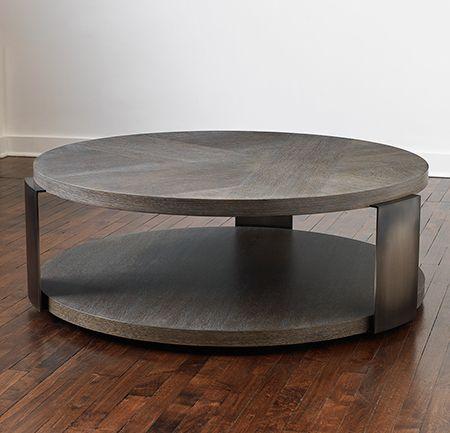 Ettore Round Coffee Table - Coffee Tables - Collection - Mattaliano