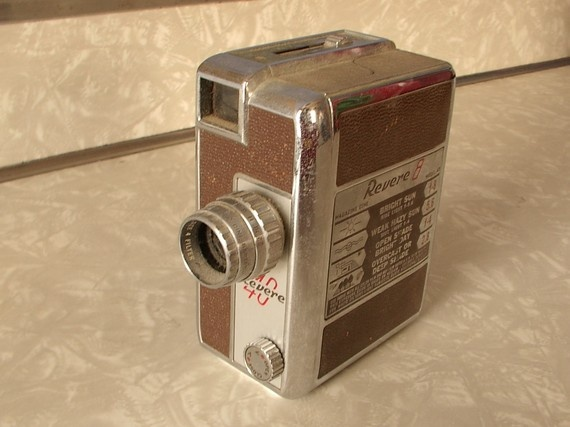 Really cool vintage video camera