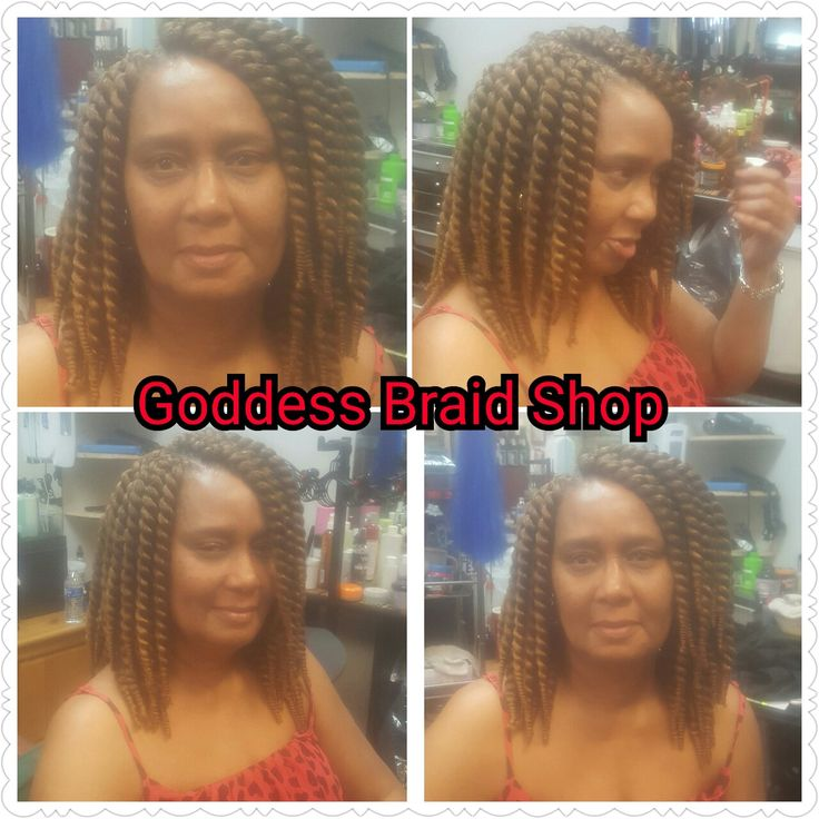 Crochet Braids at Goddess Braid Shop, St Petersburg FL. www.goddessbraidshop.com