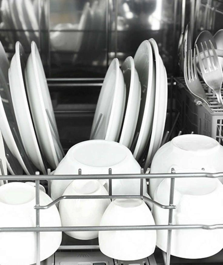 RICHTIG EINRÄUMEN & REINIGEN Die ultimativen Geschirrspüler-Tipps