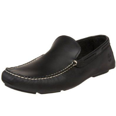 Timberland Men's Heritage Driving Shoe Timberland. $83.45. leather. Manmade sole. Combining a driver heel and a slotted collar, this unique take on the Venetian loafer exudes relaxed comfort.