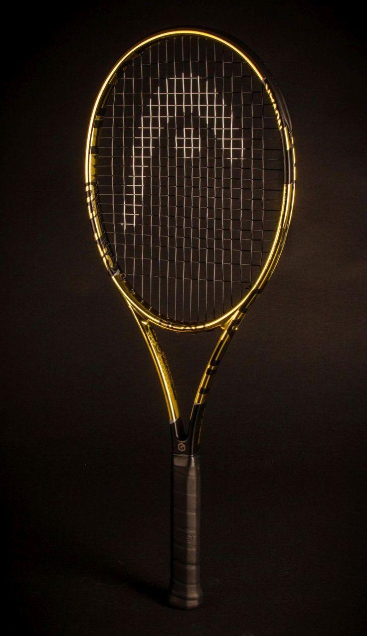 Djokovic Career Grand Slam Head racquet